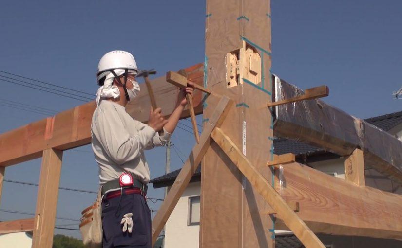 Spécial Japon : charpente en bois